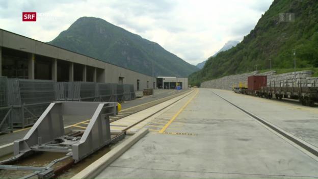 Video «Schweiz aktuell vom 18.05.2016» abspielen