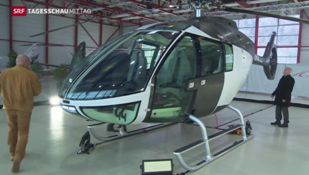 Video «Neuer Schweizer Helikopter» abspielen