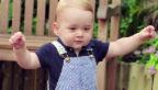 Video «Eine glatte Sechs für Baby George» abspielen
