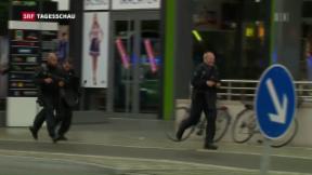 Video «Nochmal zu den tragischen Ereignissen in München» abspielen