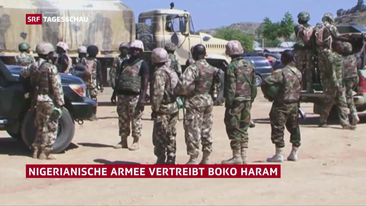 Sieg über Boko Haram