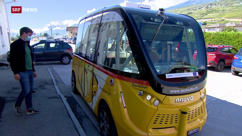 Tests für die Mobilität der Zukunft