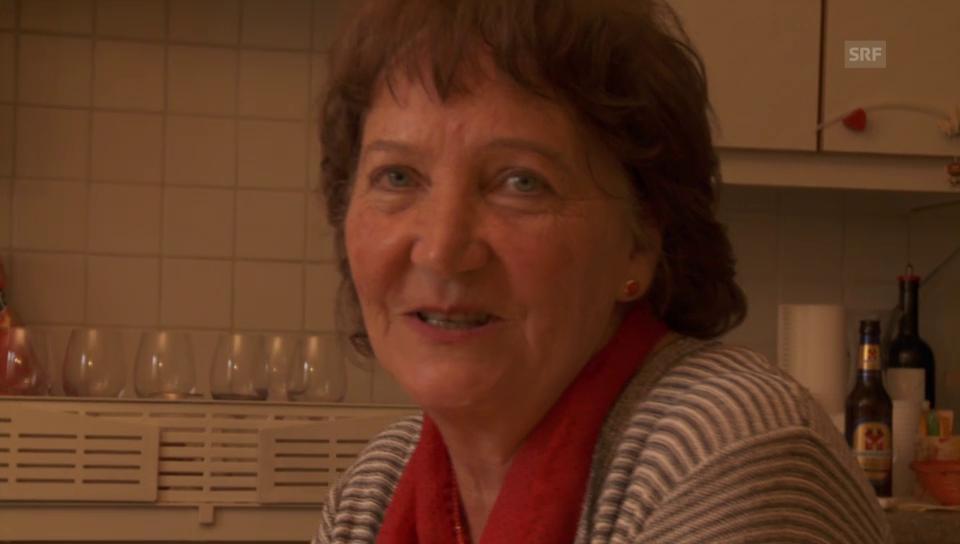 Antonia Rutishauser lässt ihre Enkel ungern ziehen.