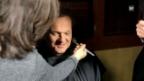 Video «Bonus-Videos: Carlo Brunner in der Maske» abspielen