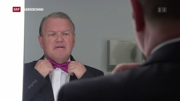 Video «Claude Longchamp tritt ab» abspielen