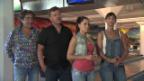 Video «Die Goldene Kugel: Wettstreit auf der Bowlingbahn» abspielen