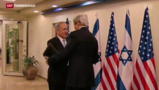 Video «US-Aussenminister Kerry verhandelt in Nahost» abspielen