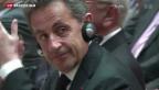 Video «Korruptions-Verfahren gegen Sarkozy» abspielen