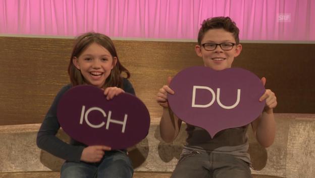 Video ««Ich oder Du» mit Anouk Steffen und Quirin Agrippi» abspielen