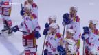 Video «Eishockey: NLA, Lausanne - Kloten Flyers» abspielen