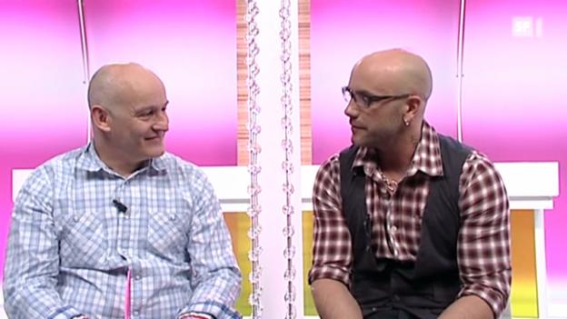 Video ««Ich oder Du» mit Beat Caduff und René Schudel» abspielen