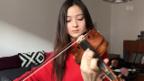 Video «Sumina Studer: Junge Geigerin im Aufwind» abspielen