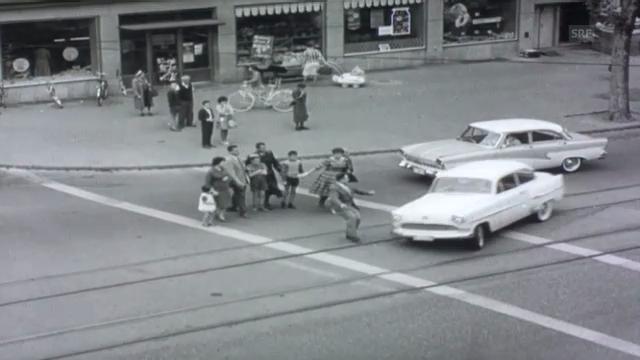 bfu 1961: Fussgänger