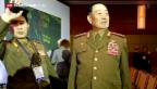 Video «Nordkoreas Verteidigungsminister offenbar hingerichtet» abspielen