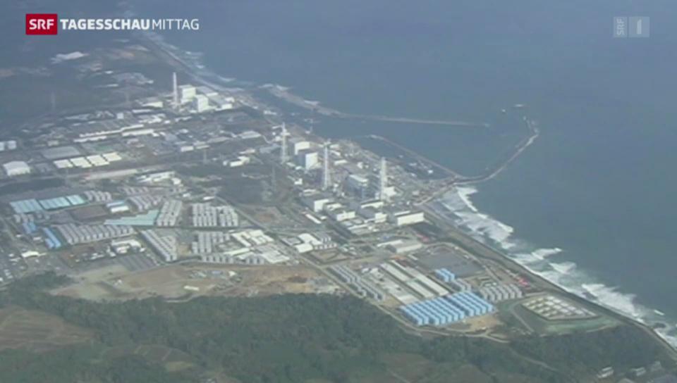 Probleme in Fukushima
