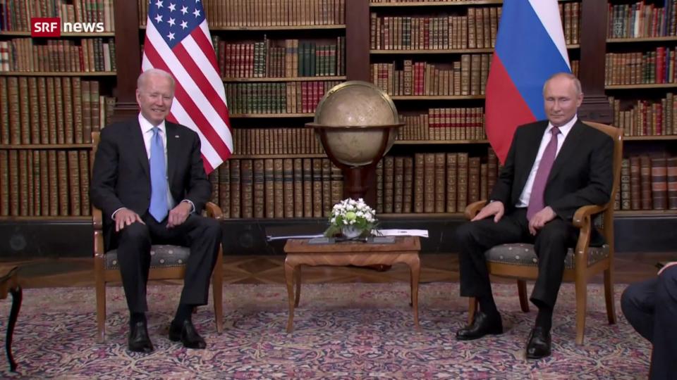 Aus dem Archiv: Was bleibt vom Biden-Putin Gipfel?