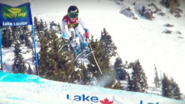 Video «Ski: Ein Sieg für Lara Gut» abspielen