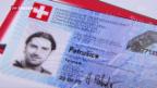 Video «Ex-Jugoslawen heissen im Pass –iz statt -itsch» abspielen