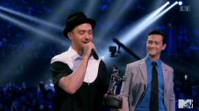 Video «MTV Video Music Awards: Justin Timberlake räumt vier Preise ab» abspielen