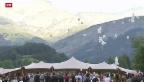Video «Germanwings: Unmut um Entschädigungszahlungen» abspielen