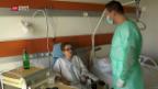 Video «Grippewelle in der Schweiz» abspielen