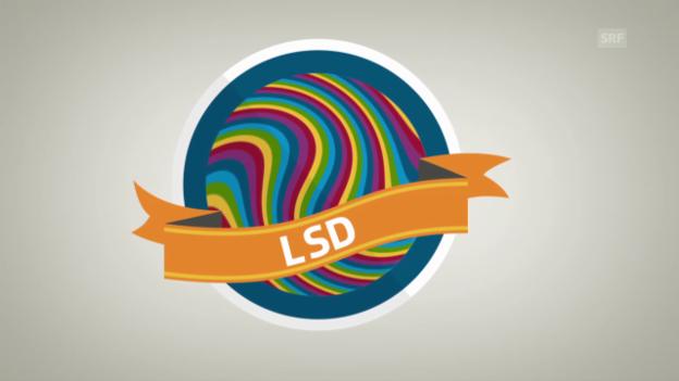 Video «Die Entdeckung des LSD» abspielen