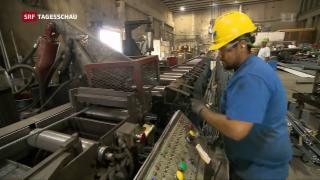 Video «US-Zölle sind auch ein Problem für US-Werke» abspielen
