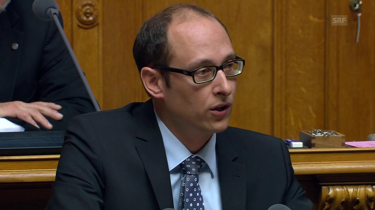 Martin Candinas (CVP/GR): «SVP will SRG politisch steuern»