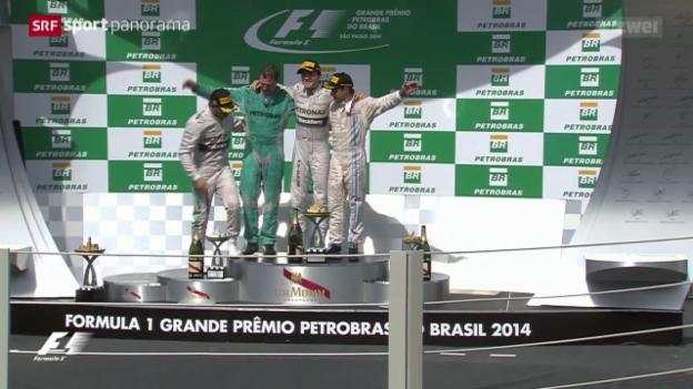 Video «Formel 1: GP Brasilien» abspielen