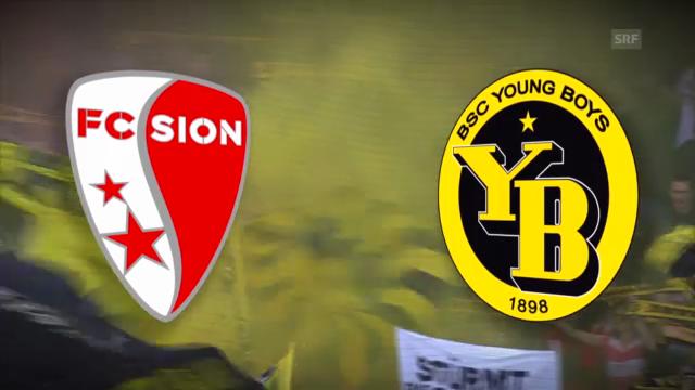 Fussball: Vorschau Sion - YB