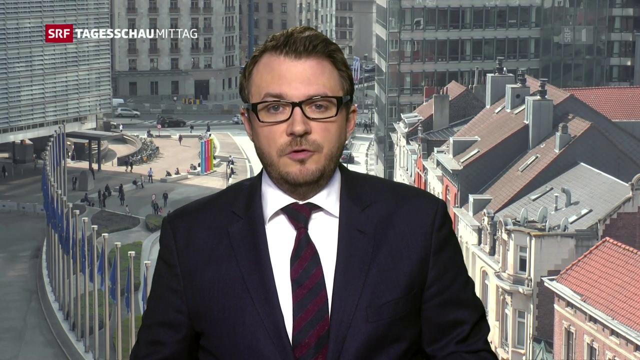 Ramspeck: «Die EU will, dass Grossbritannien zahlt»
