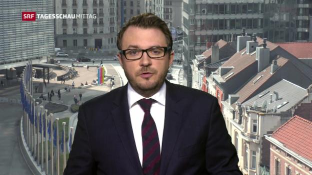 Video «Ramspeck: «Die EU will, dass Grossbritannien zahlt»» abspielen