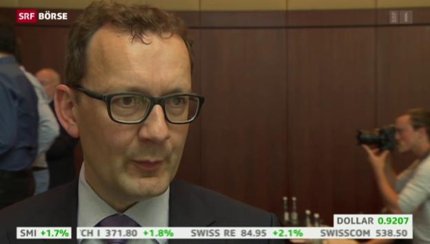 Video «SRF Börse vom 22.06.2015» abspielen
