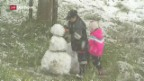 Video «Schnee im April» abspielen