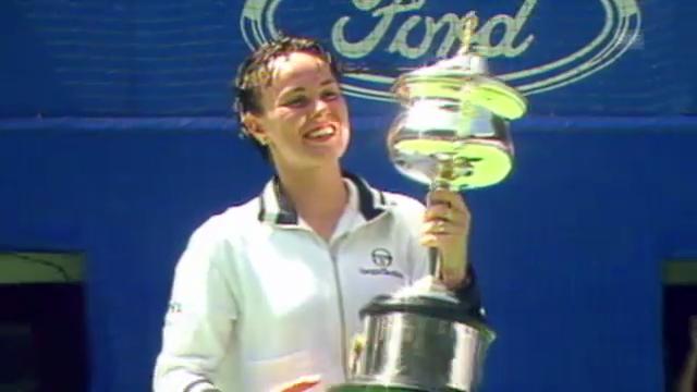 Tennis: Martina Hingis' grösste Erfolge