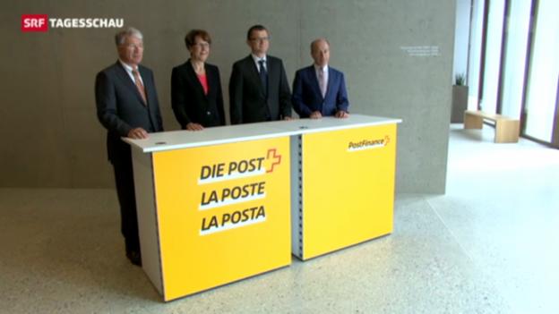 Video «Die Post wird privat» abspielen