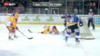 Video «Eishockey: Biel - SCL Tigers» abspielen