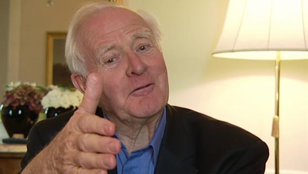 Video ««John Le Carré in Bern», 28.10.2010» abspielen