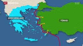 Video «EU-Gipfel zur Flüchtlingskrise» abspielen