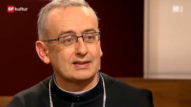 Video «Der «zwitschernde» Abt – Kirche und das Phänomen Social Media» abspielen