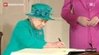 Video «Queen: Staatsbesuch ohne Zwischenfälle» abspielen