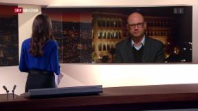 Video «FOKUS: Einschätzungen von Pascal Weber» abspielen