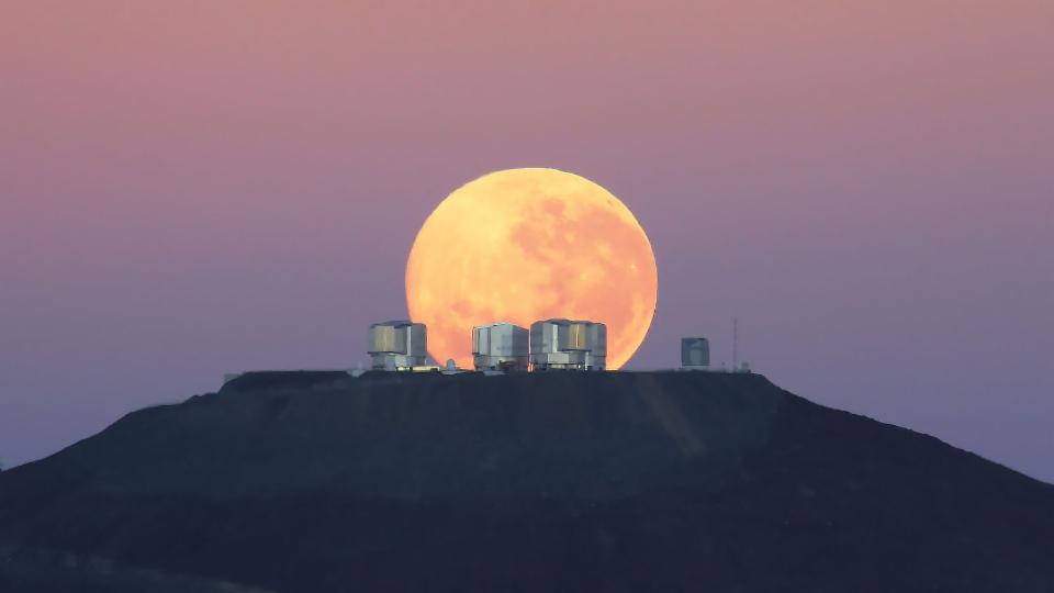 Planetenjäger in der Atacama-Wüste