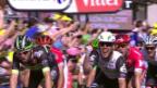 Video «Cavendish düpiert Greipel und Co.» abspielen