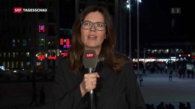 Video «Ruth Bossart: «Es ist extrem eng»» abspielen