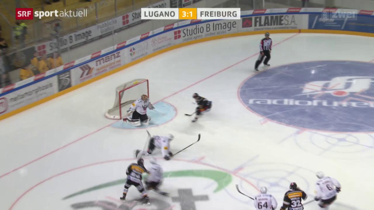 Pettersson-Gala bei Lugano-Sieg