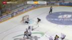 Video «Pettersson-Gala bei Lugano-Sieg» abspielen