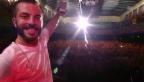 Video «Live-Schaltung zu Bligg ins Volkshaus» abspielen