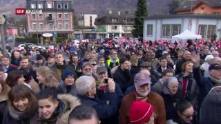 Video «FOKUS:  Was wird von den neuen Bundesrätinnen erwartet» abspielen