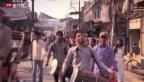 Video «Indiens Kampf gegen die Überbevölkerung» abspielen